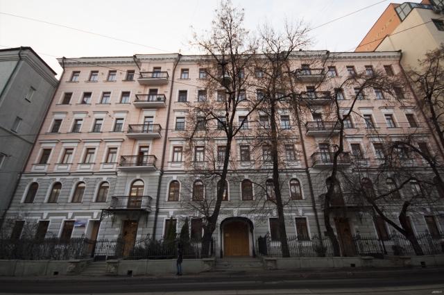 Доходный дом, начало XX века. Архитектор К. А. Михайлов
