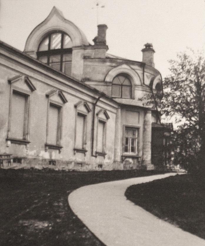 Дом-мастерская художника И. И. Левитана в Трехсвятительском переулке, Москва