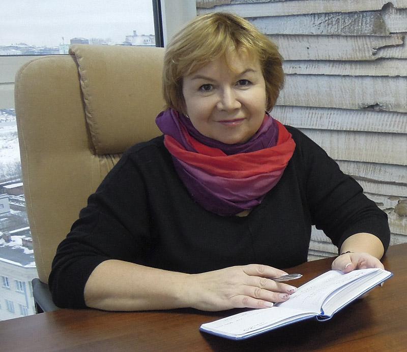 Ольга Лобастова