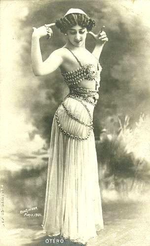Отеро — известная танцовщица, актриса и куртизанка