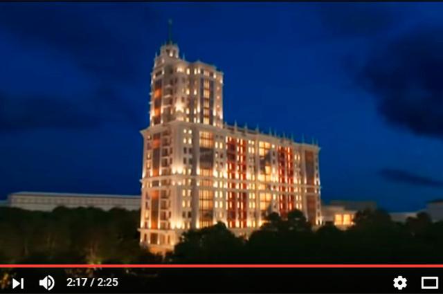 5-комнатная квартира за 250 млн руб. в этом доме записана на 8-летнюю дочь Ульяну.