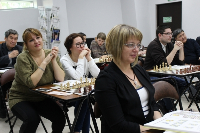 Для успешного старта «шахматной» программы обучено 230 учителей