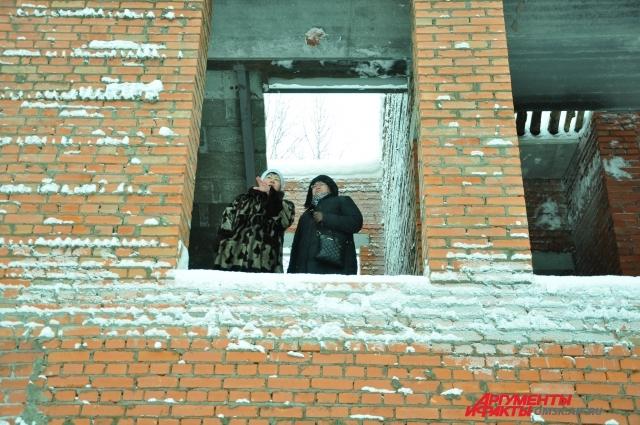 Врач паллиативной службы Галия Баймуратова рассказывает про дом.