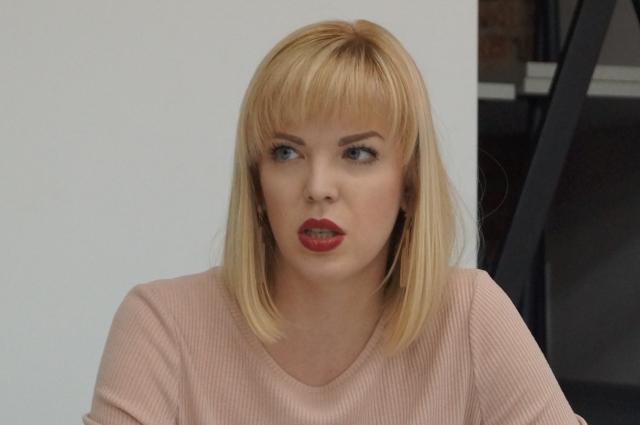 Юлия Шутова.