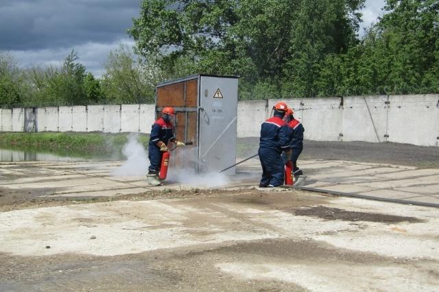 Сотрудники «Тверьэнерго» продемонстрировали готовность действовать в экстренных ситуациях.