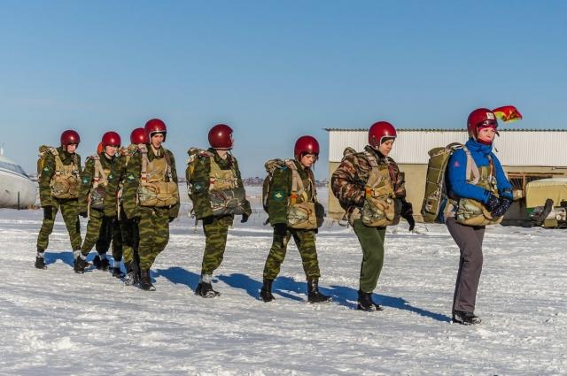 30 лет в ангарске готовят будущих военных.