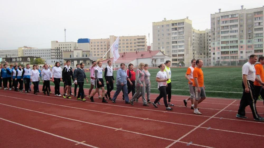 Профсоюзная организация санатория участвовала в различных соревнованиях.