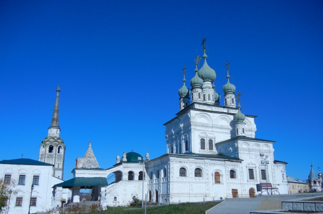 Соликамск - прекрасное место для погружения в старину.