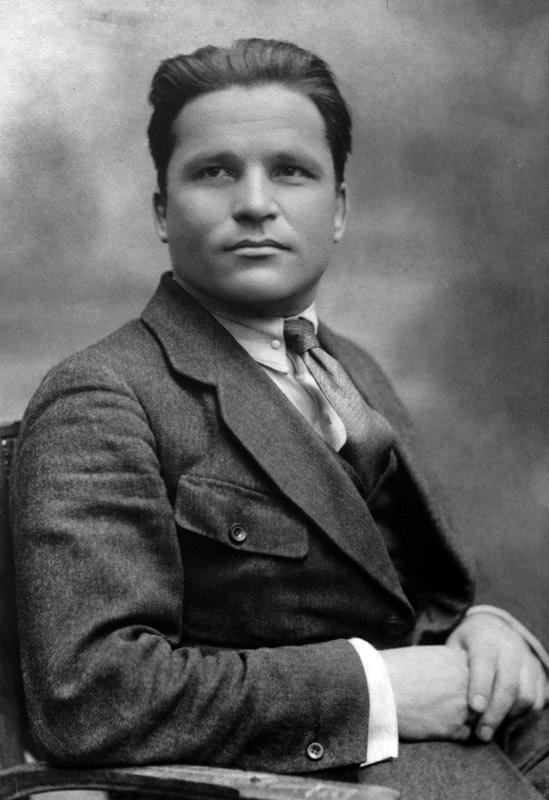 Сергей Киров, 1919 год