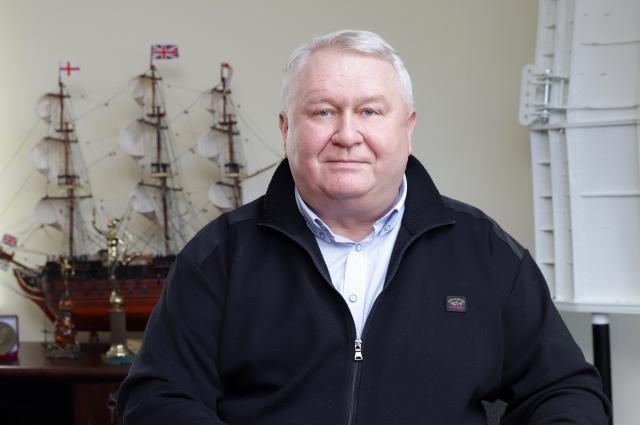 Руководитель «Фишеринг Сервис» Андрей Фёдоров.