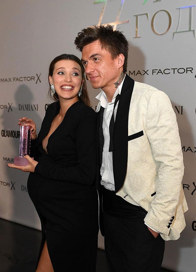 Регина Тодоренко и Влад Топалов.