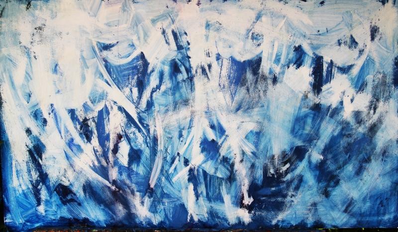 Пока незавершённое полотно «Время колокольчиков» - далеко не первая картина художника, посвящённая данной теме.