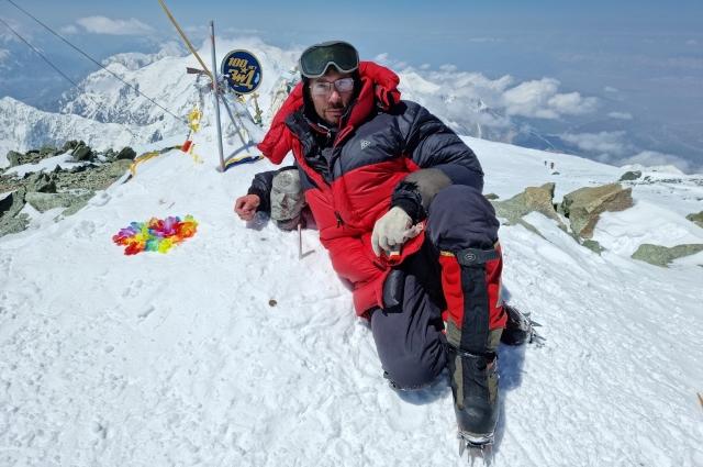 В горах нет ничего постоянного, подчеркивает бывалый инструктор.