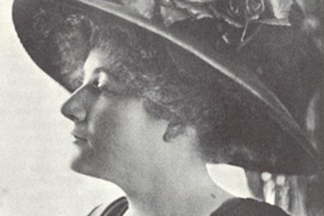 Дороти Арнольд. 1910 г