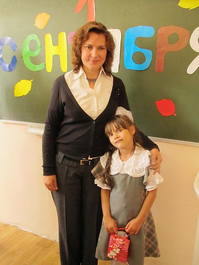 Елена и Оля