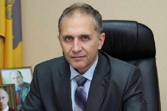 Сргей Златогорский, мэр г.Кузнецка Пензенской области
