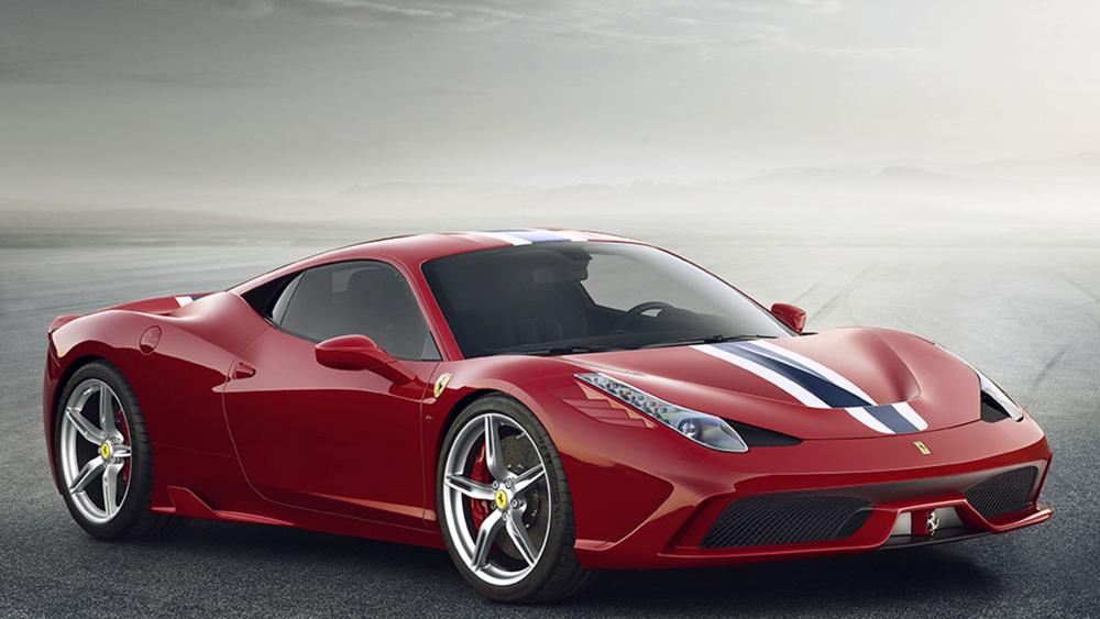 Ferrari 458 Speсiale.