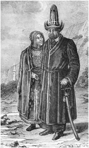 Киргизы.