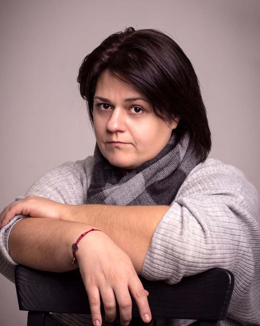 Катерина Рындина.