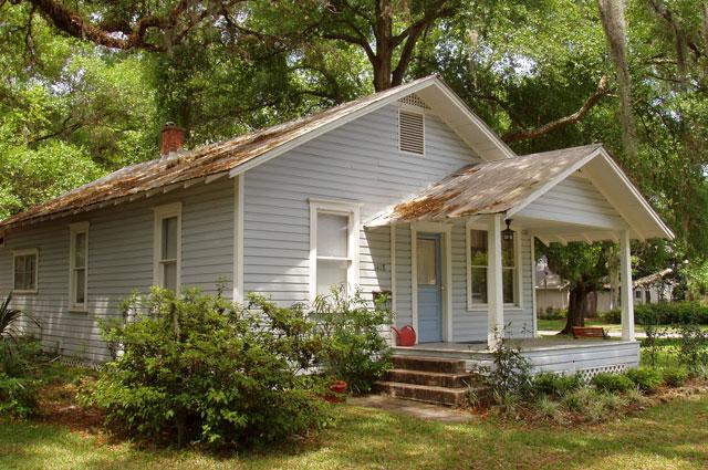 Дом в Орландо, штат Флорида, где Керуак жил и писал