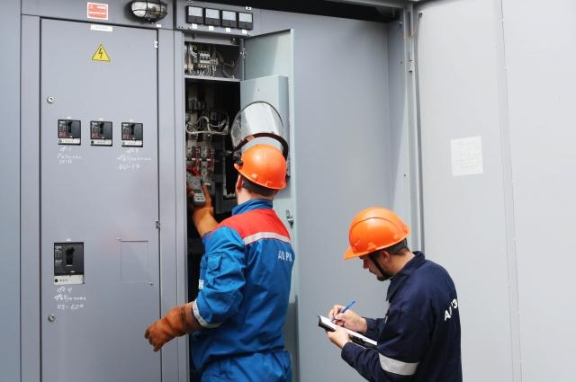 Отключения света во время ремонта - необходимая мера.
