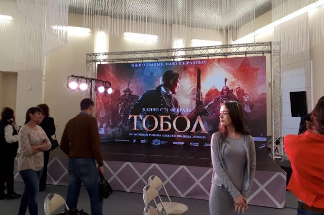 Пресс-конференция по фильму