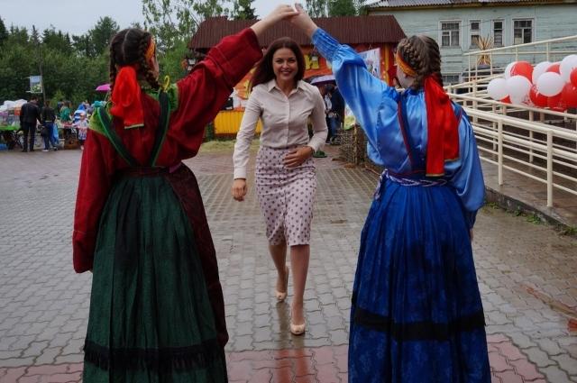 В селе Ижма состоялся 14 межрегиональный традиционный народный праздник «Луд».