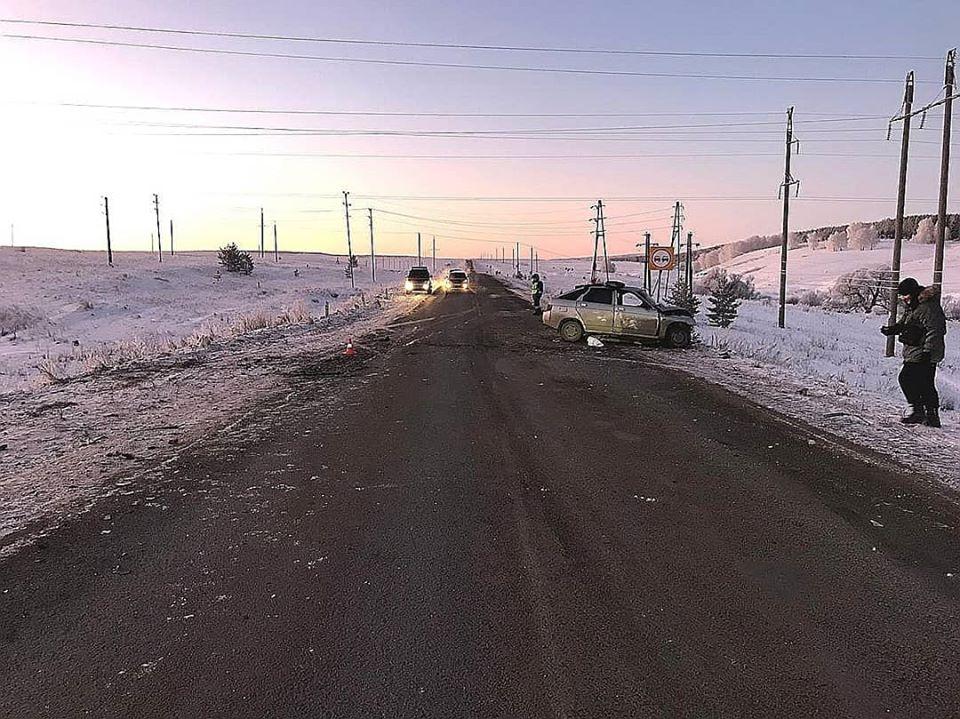 ДТП в Белебеевском районе
