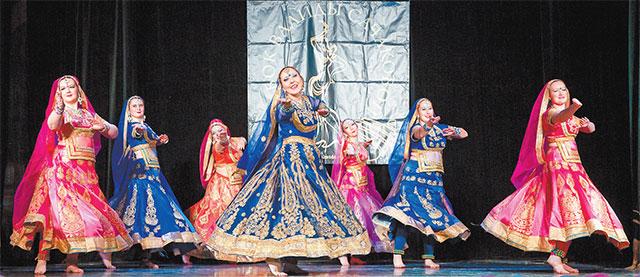 Ученицы «Амриты»– постоянные участницы ипобедительницы хореографических конкурсов.
