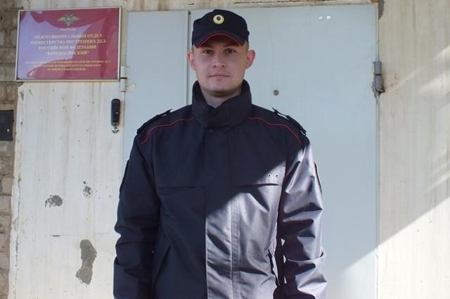 пропавших детей нашёл лейтенант внутренней службы Рустам Носков.