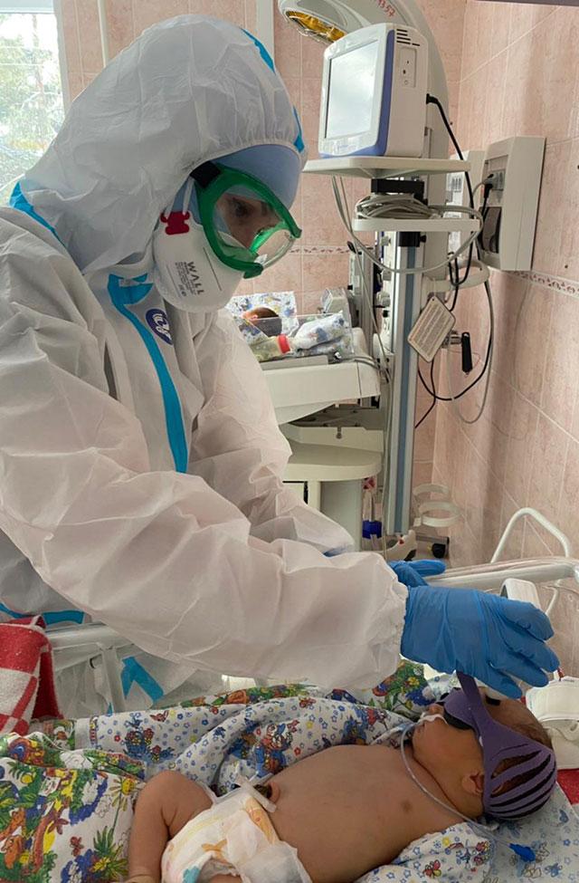 Больница Демского района