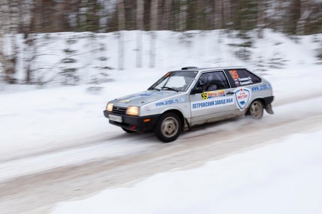 Артем Головкин и Евгений Синицкий, несмотря на всего вторую зимнюю гонку показали отличный результат