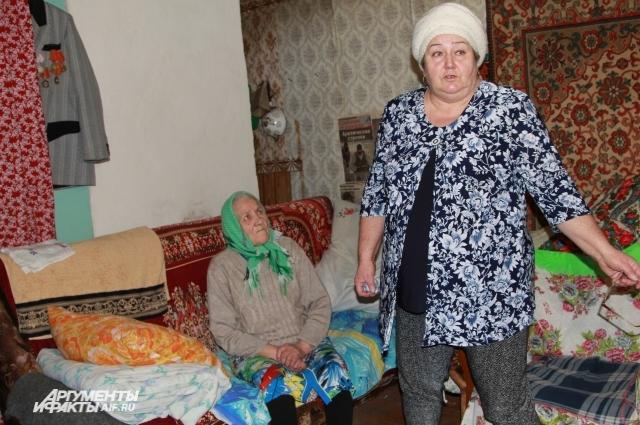 Светлана Ковалёва защищала интересы своей матери в суде.