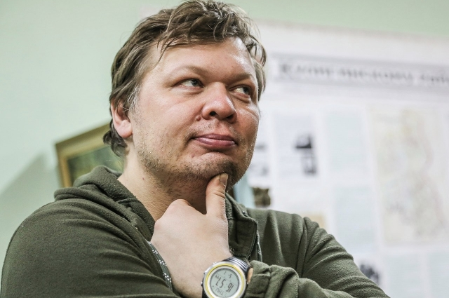 Дмитрий Чувашов.