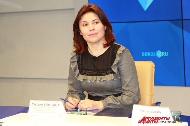 Светлана Мананкина призывает прийти на голосование 18 марта и молодежь, и взрослых!