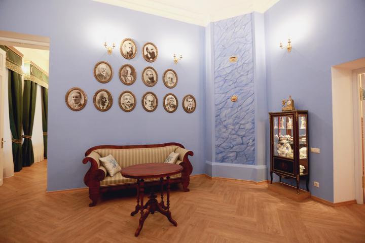 Музей Лобачевского в КФУ.