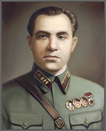 Илья Старинов