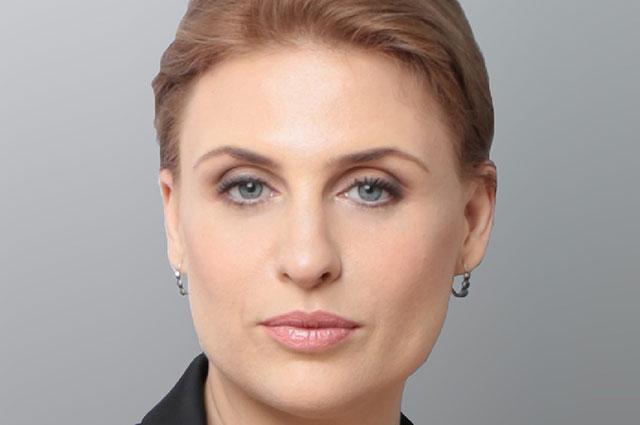 Екатерина Осипенко.