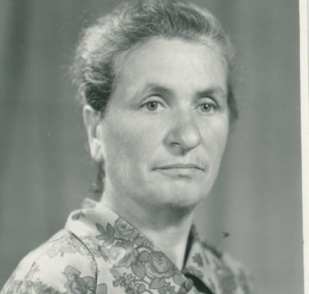 Надежда Алексеевна Набатникова.