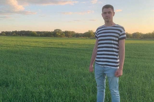 20-летний Иван Паркаев – один из самых молодых ульяновских фермеров.