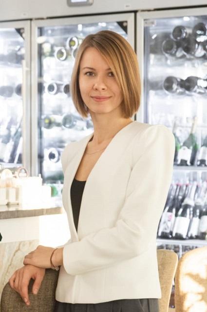 Екатерина Вяткина, управляющая рестораном гостиничного комплекса «Покровский».