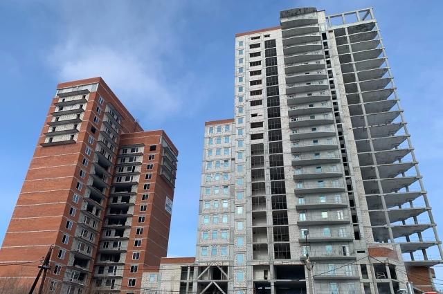 В доме на ул. Екатерининской, 175 продали 144 квартиры, дольщиков – 141.