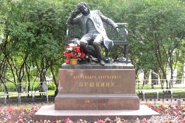 В Петербурге пройдет Пушкинский день.