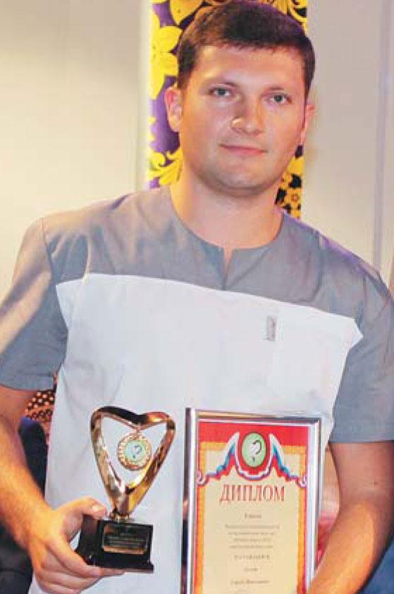 Сергей Долгов победил в обязательной программе.