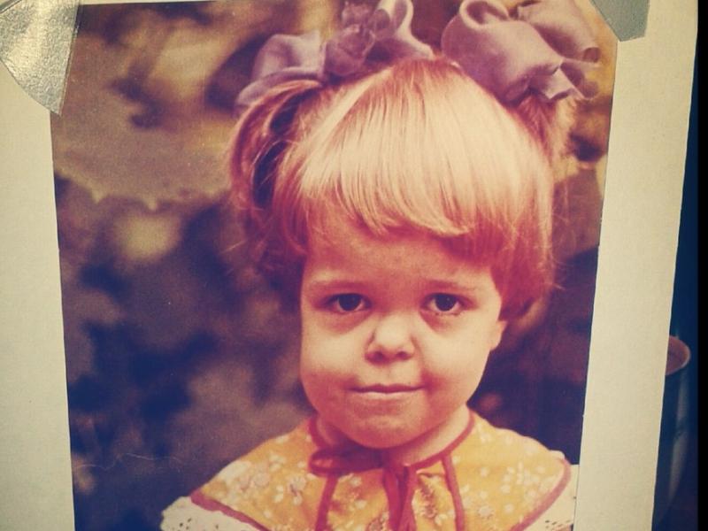 В детстве Аня была лидером среди друзей.