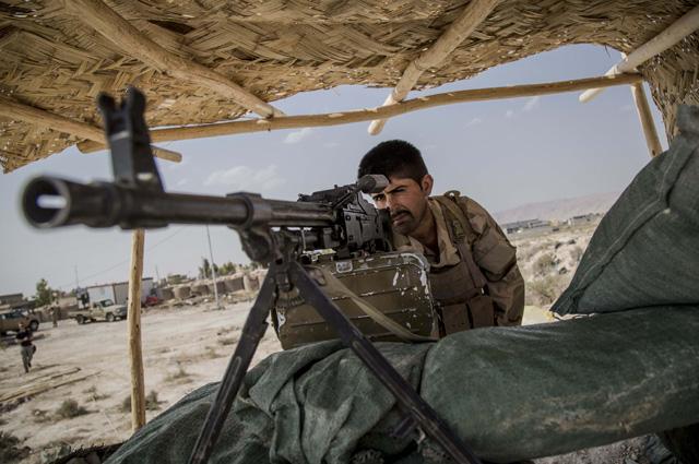 «Во имя справедливости» джихадисты убивают даже братьев по вере.