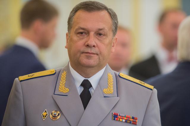 Директор Федеральной службы охраны (ФСО) Дмитрий Кочнев