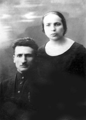 Михаил и Ольга Зенгезе