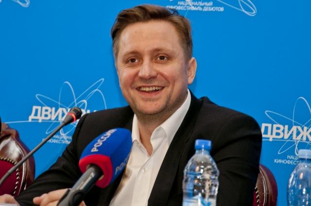 Президент фестиваля Артём Михалков.