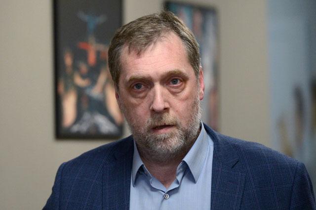 Никита Высоцкий.